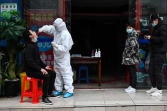 中国29日新增确诊病例25例  广东本土病例1例