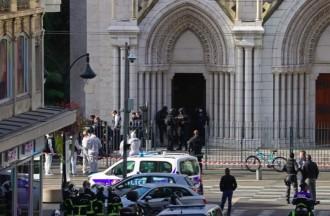 我国强烈谴责法国尼斯袭击事件