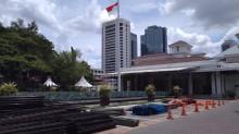 省长感染新冠病毒后雅加达市政厅保持开放